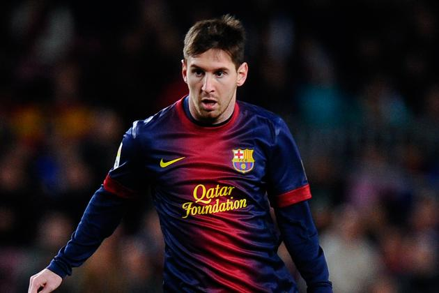 Lionel Messi Rubbishes Talk of a Crisis at Barcelona