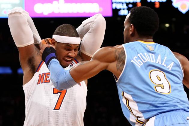 New York Knicks vs. Denver Nuggets: Preview, Analysis and Predictions