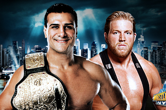 WWE: Why No One Cares About the Jack Swagger vs. Alberto Del Rio Feud