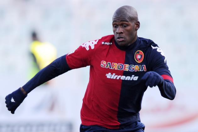Ibarbo 'Proud' of First Hat-Trick