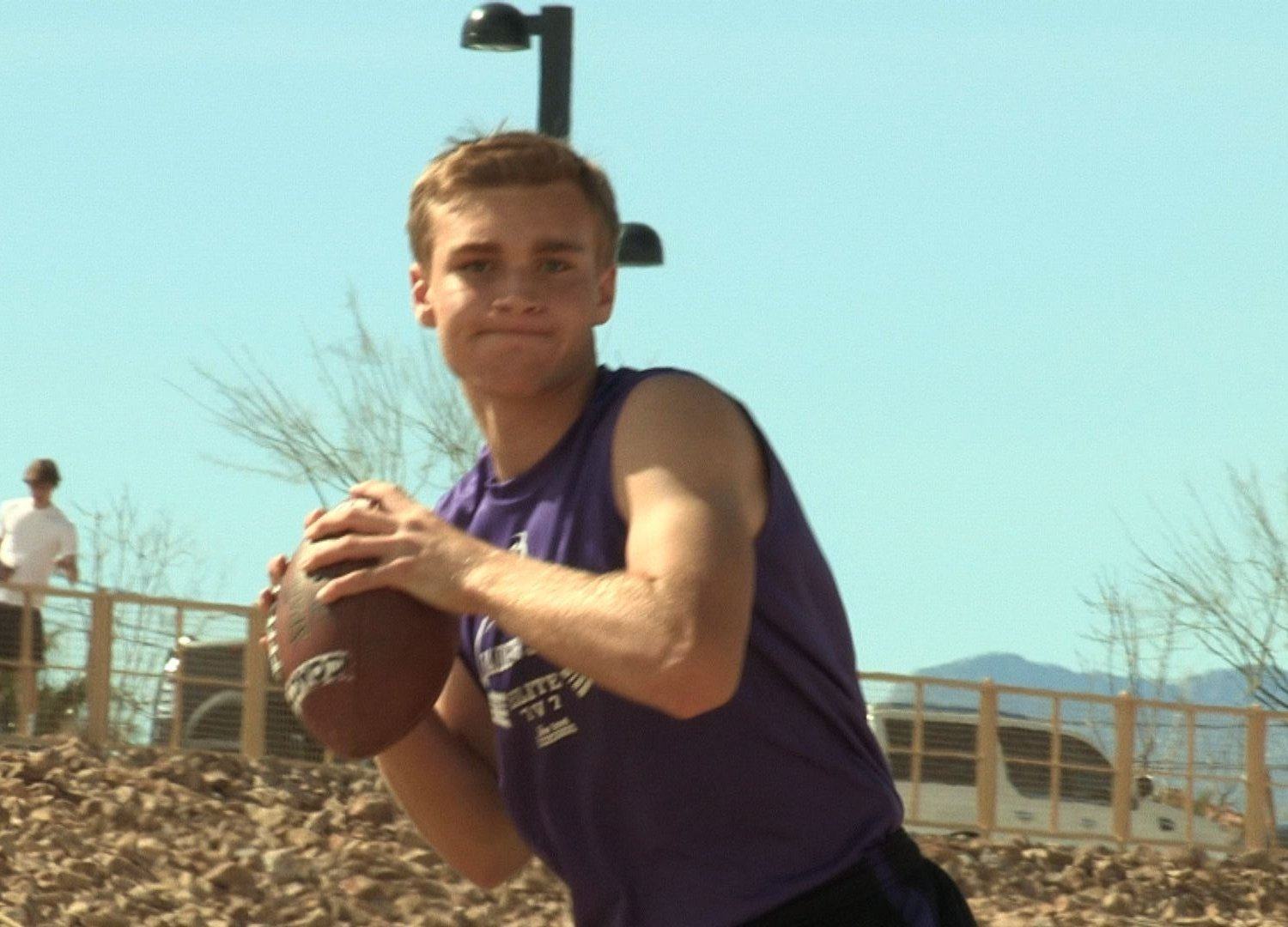 Full Ride: Inside Look at 8th-Grade QB Sensation Tate ...