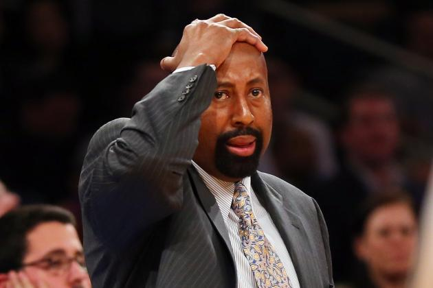 Mike Woodson: Knicks Might Make Move, but It Won't Be Rasheed Wallace