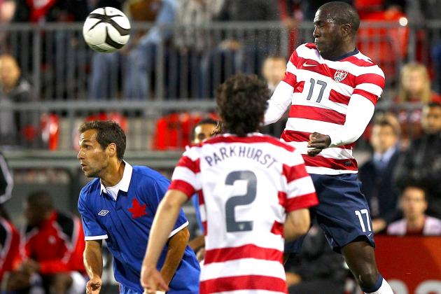 Jozy Altidore: Why Striker Could Be the Catalyst for US Rejuvenation