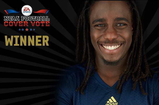 Denard Robinson Voted Cover Athlete for NCAA Football 14 Video Game