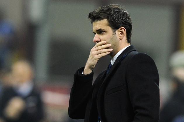 Andrea Stramaccioni Accepts Massimo Moratti's Frustration with Recent Results
