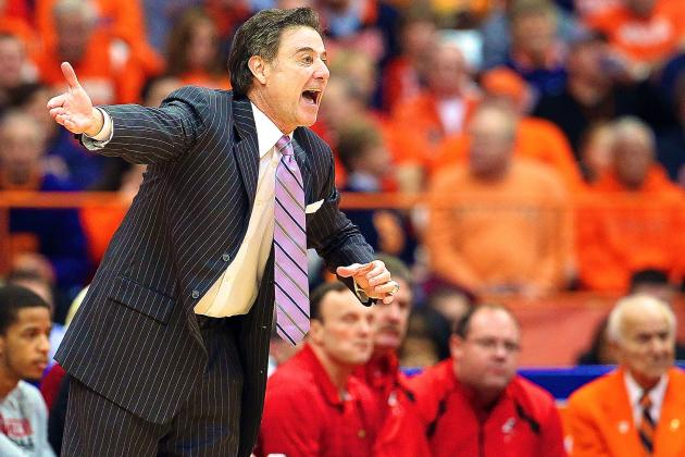 Breaking Down the Race for the No. 1 Seeds in 2013 NCAA Tournament