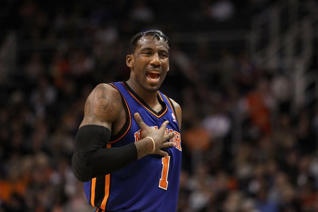 Robert Sarver Made Right Call on Amar'e Stoudemire