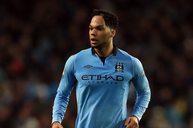 Joleon Lescott Says Manchester City Striker Carlos Tevez Is 'Unplayable'