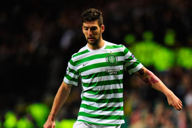 Celtic Defender Charlie Mulgrew Would Like to See Rangers Back in the SPL