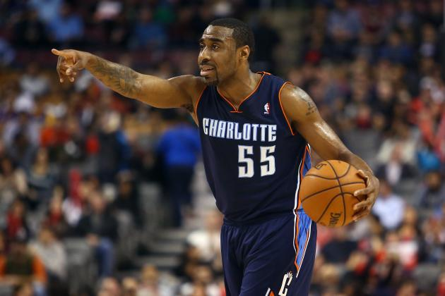 Reggie Williams to Get More Time at Point for Charlotte Bobcats