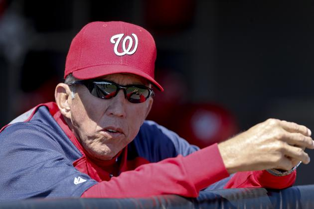 Cuts Looming, Davey Johnson to Align the Bullpen Soon