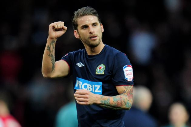 Rovers Loan Star David Bentley Is Not Thinking About His Future at Tottenham