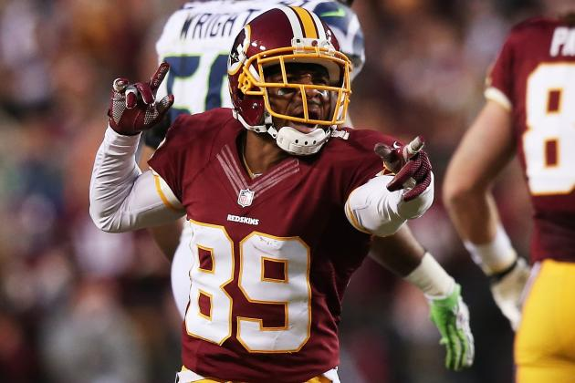 Moss Restructures, Will Stay with Redskins