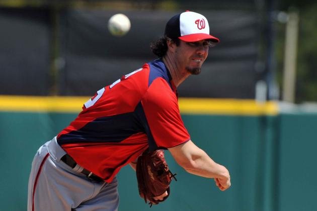 Haren Ready to Prove Himself with Nationals
