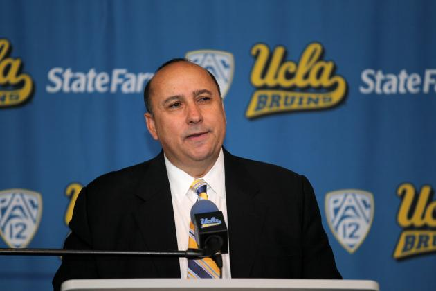 Pac-12 Athletic Director Salaries