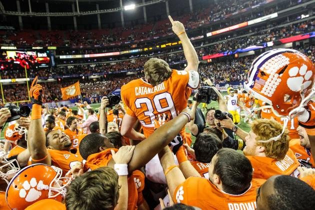Clemson Aims to Be in National Title Picture