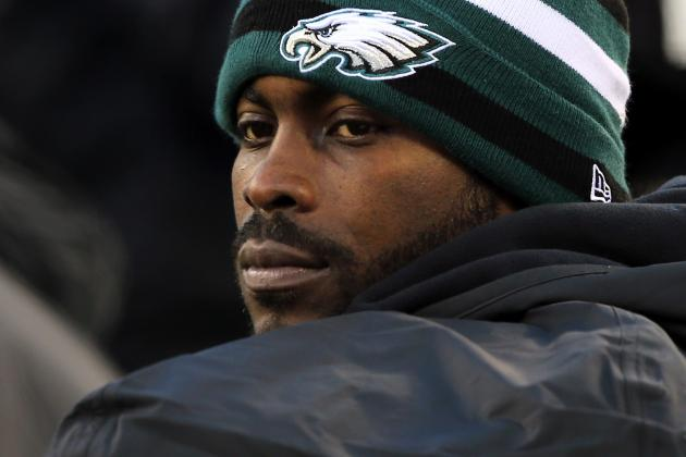 Eagles' Michael Vick Forced to Cancel Book Signing Due to Horrible Death Threats