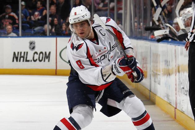 Adam Oates Takes Issue with Criticism of Alex Ovechkin