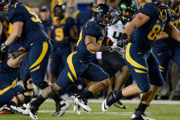 Cal Releases First Spring Depth Chart