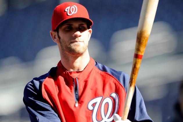 Bryce Harper Wants to Play in the 2017 World Baseball Classic