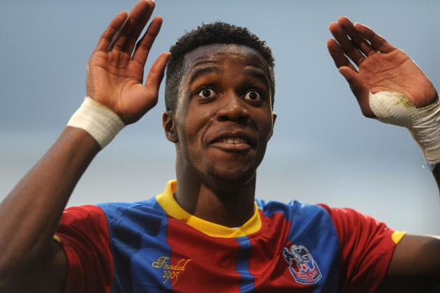 Crystal Palace Winger Wilfried Zaha Sorry for Gesture Against Leeds