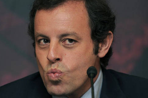 Brazilians Point Finger at Rosell