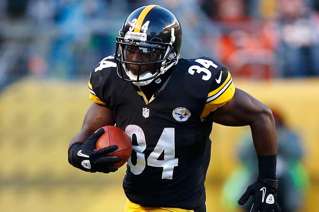 Rashard Mendenhall: Latest News, Speculation on Landing Spots for Free-Agent RB