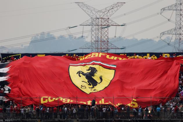 Ferrari: The Man, the Machines and Formula One