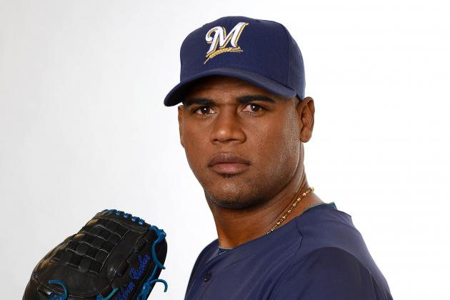 Brewers Hand Kelvim Escobar His Pink Slip