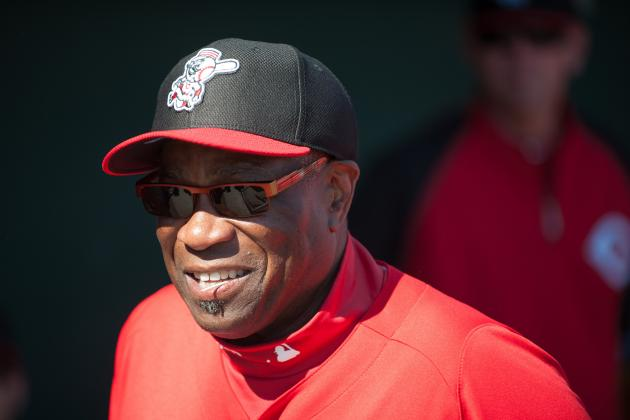 Reds' Roster Construction Involves Many Factors