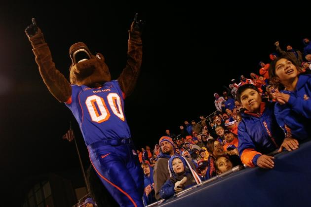 Boise State Football: Broncos Sign Home-and-Home with Troy