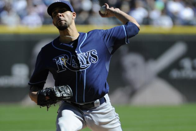 Rays Name Price Opening Day Starter