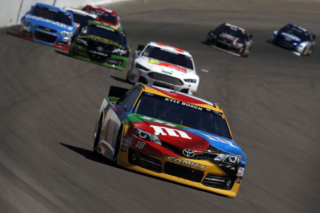 Kyle Busch Adapts After Early Season Struggles, Looks Forward to Bristol