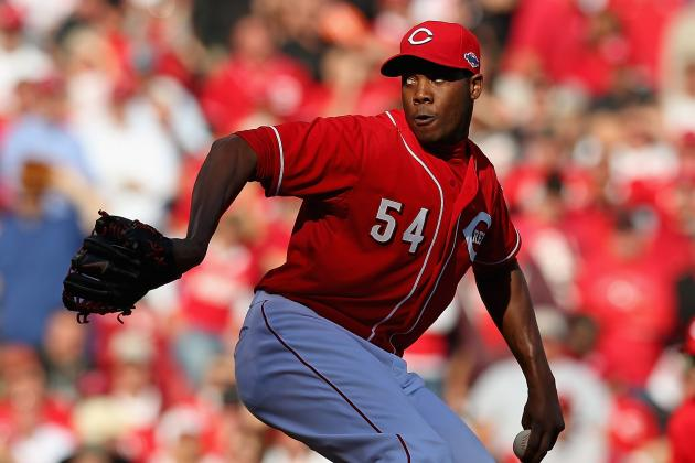 Rival Scout Calls Reds' 'Crazy' to Start Chapman
