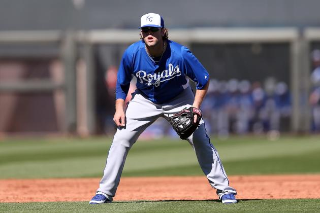 'Moose' Taking a Positive Track for Royals