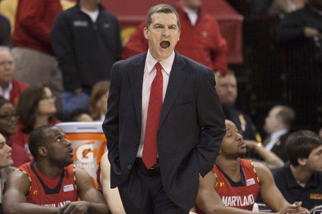 Mark Turgeon: Terps Concentrating on 'Trying to Build a Program'