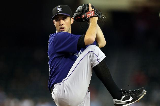 Rockies Count on Veteran Craftsman Jeff Francis to Stabilize Rotation