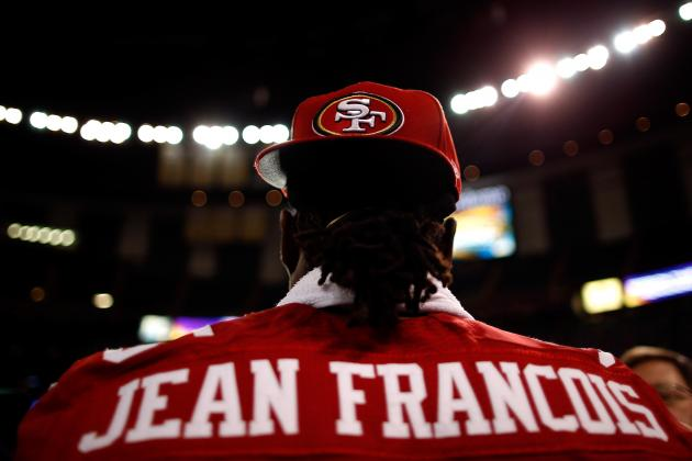 Saints Display Interest in 49ers DT Ricky Jean-Francois, Source Says