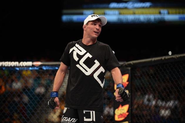 UFC 158: Darren Elkins Quietly Conquering the Featherweight Division