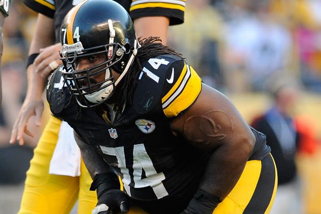 Steelers Free Agency 2013: Willie Colon expected to be released
