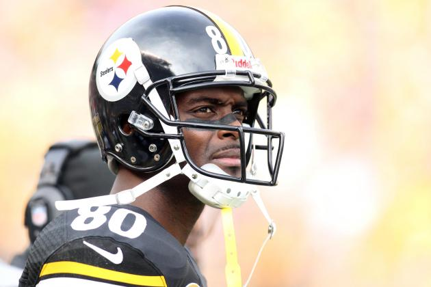 Pittsburgh Steelers Reportedly Planning to Sign WR Plaxico Burress