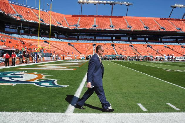 Dolphins 2013 Salary Situation: Breaking Down Miami's Current Cap Status