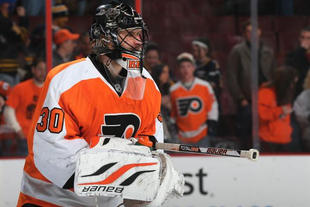 Ilya Bryzgalov Thinks Flyers Are 'done' If NJ Devils Sweep Them This Week