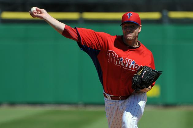 Halladay Gets Crushed Tuesday vs. Tigers
