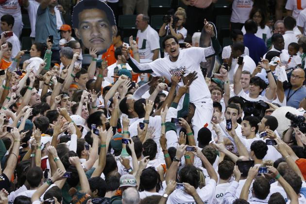 Miami Hurricanes Basketball:  Miami Hurricanes' Path to an ACC Tournament Title