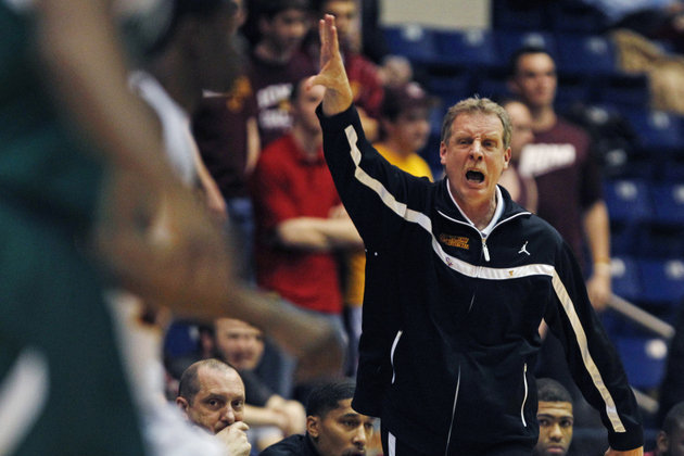 Why the Iona Coaching Staff Wore Sweatsuits During the MAAC Tournament