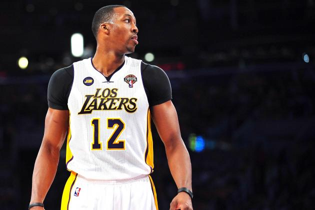 Dwight Howard Can Put His Past Behind Him Forever by Staying with Lakers