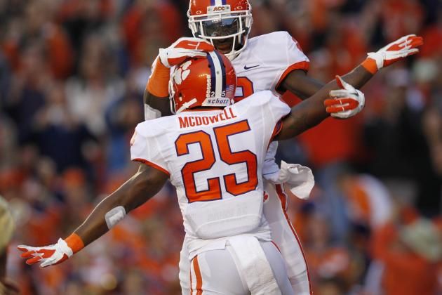 Born with Clubfoot, RB Could Be Star for Clemson