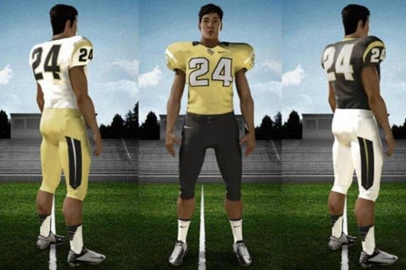 Central Florida Latest to Change Its Uniforms in the Offseason