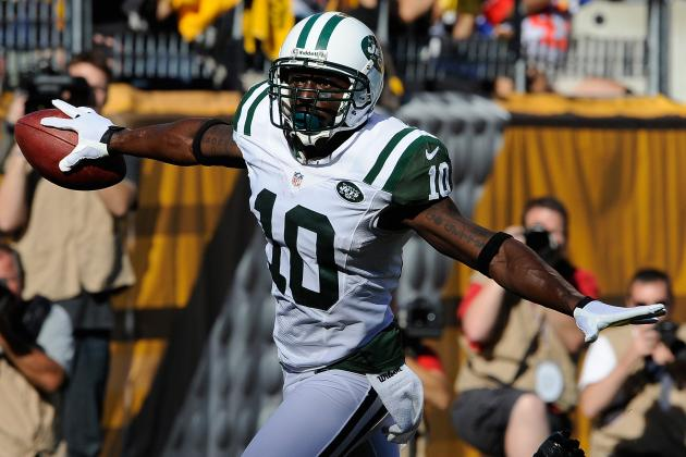 Santonio Holmes and New York Jets Reportedly Agree to Restructured Contract